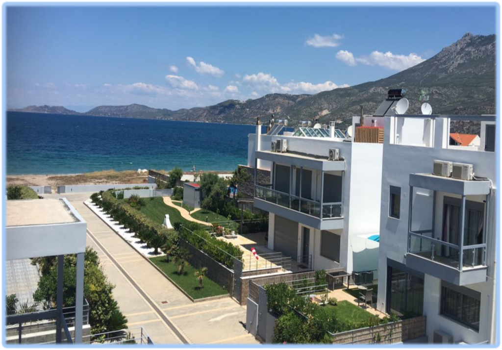 Sea Front Villa in Loutraki
