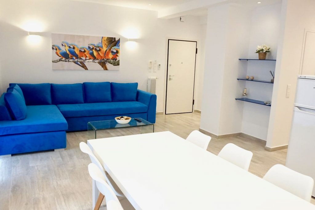 Apartment in Pagkrati Area, Athens RES-16