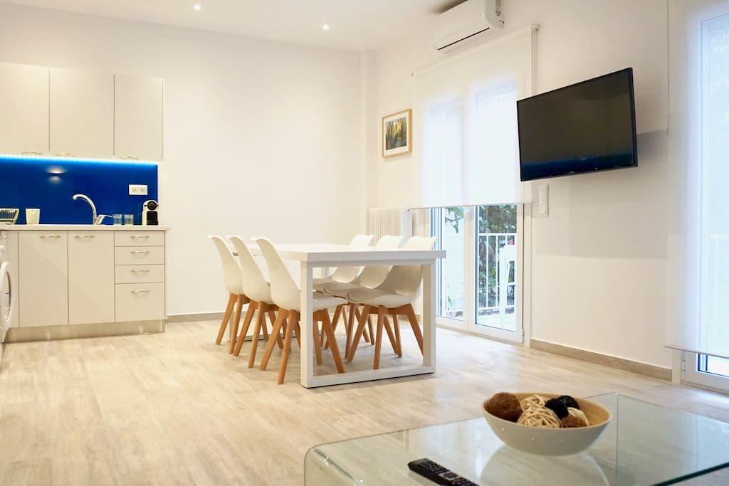Apartment in Neos Kosmos Area, Athens RES-27