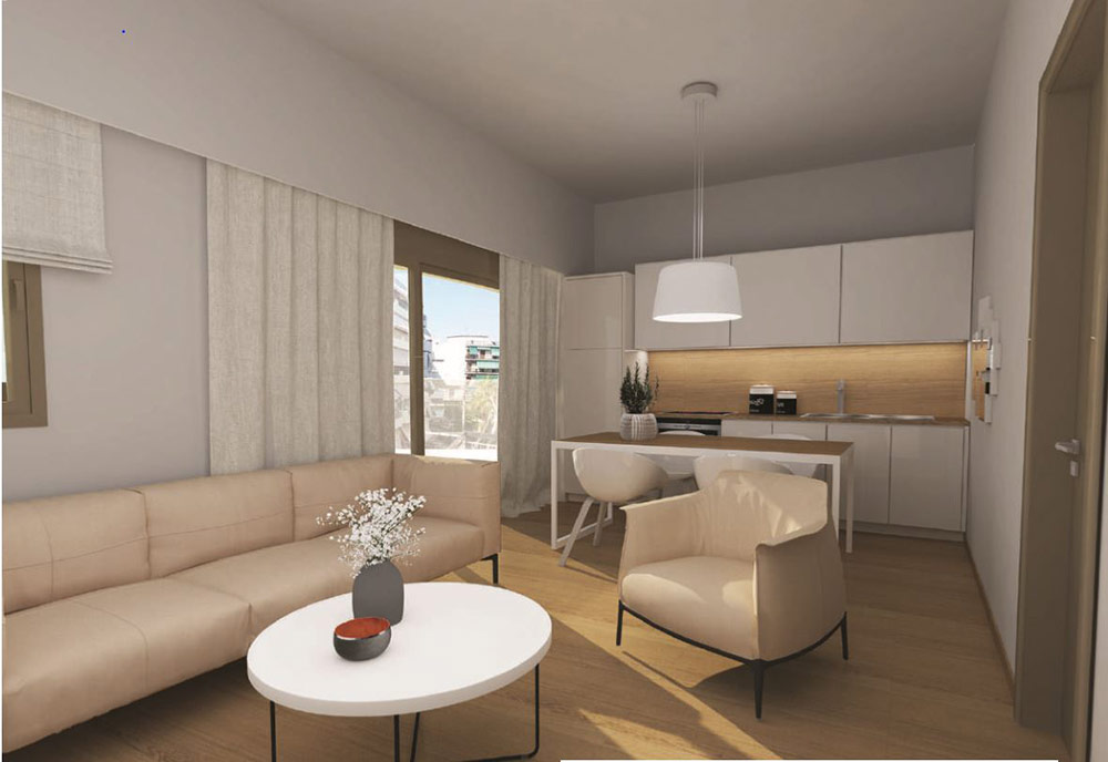 3 Bedrooms Dublex in City Center