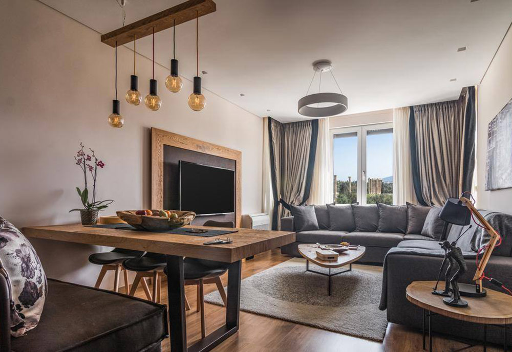 2 Bedroom Apartment in Sygrou-Fix area