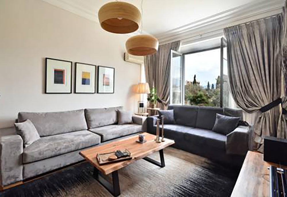 3 Bedroom Duplex in Sygrou-Fix area