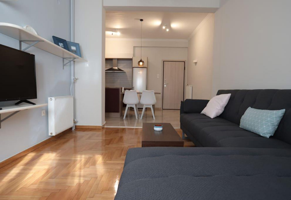 One Bedroom Apartment in Koukaki
