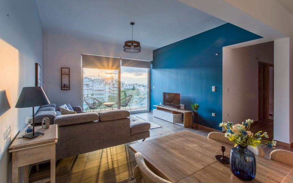 2 Bedroom Apartment Koukaki