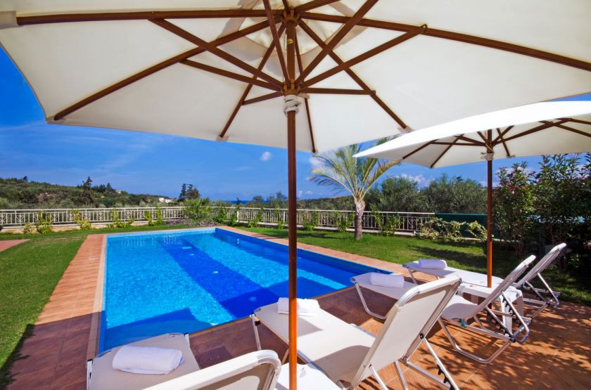 3 Bedroom Villa in Crete Chania