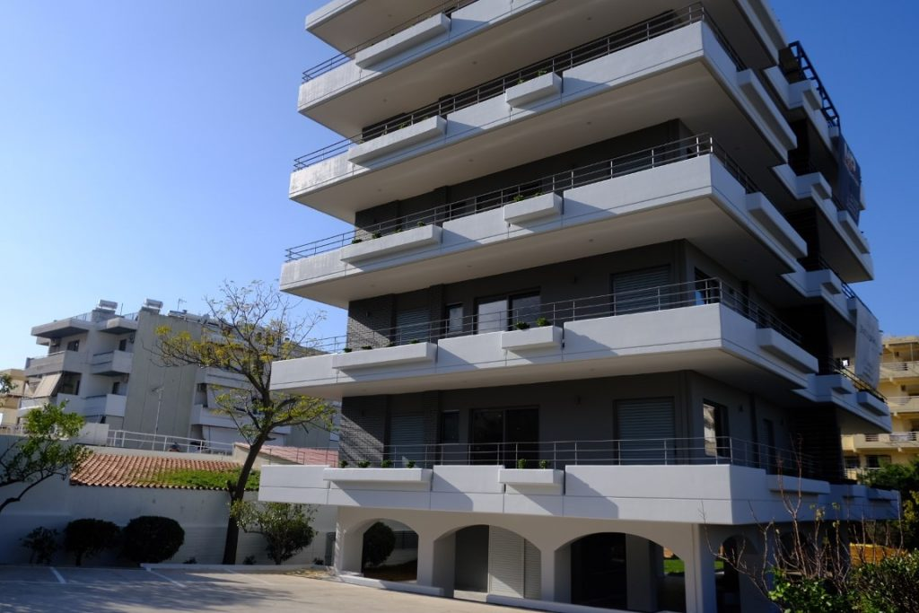 2 Bedroom Apartment in Glyfada area