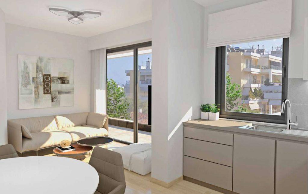 Studio Apartment in Athens City Center